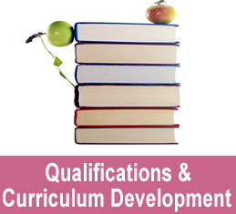 Qualifications & Curriculum Development